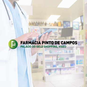 Website Farmacia Pinto de Campos